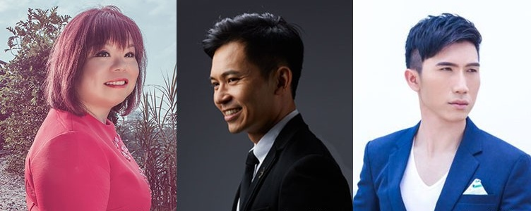 Esplanade Foreword February: To Set Forth and Run away with Chi Sheng and Sia Yeun