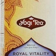 Ginseng Royal Vitality from Yogi Tea