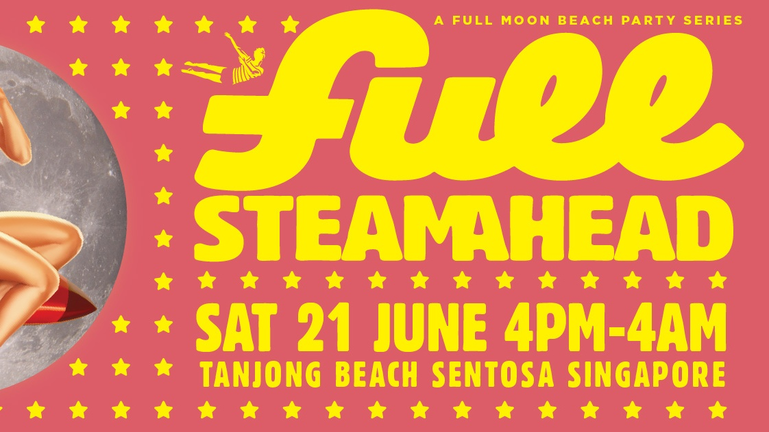 FULL STEAM AHEAD ☼ 21 JUN