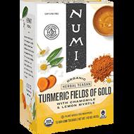 Fields of Gold Turmeric Tea from Numi Organic Tea