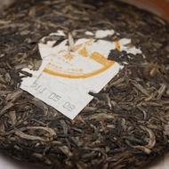 Lao Tong Zhi 2011 Sheng from Verdant Tea