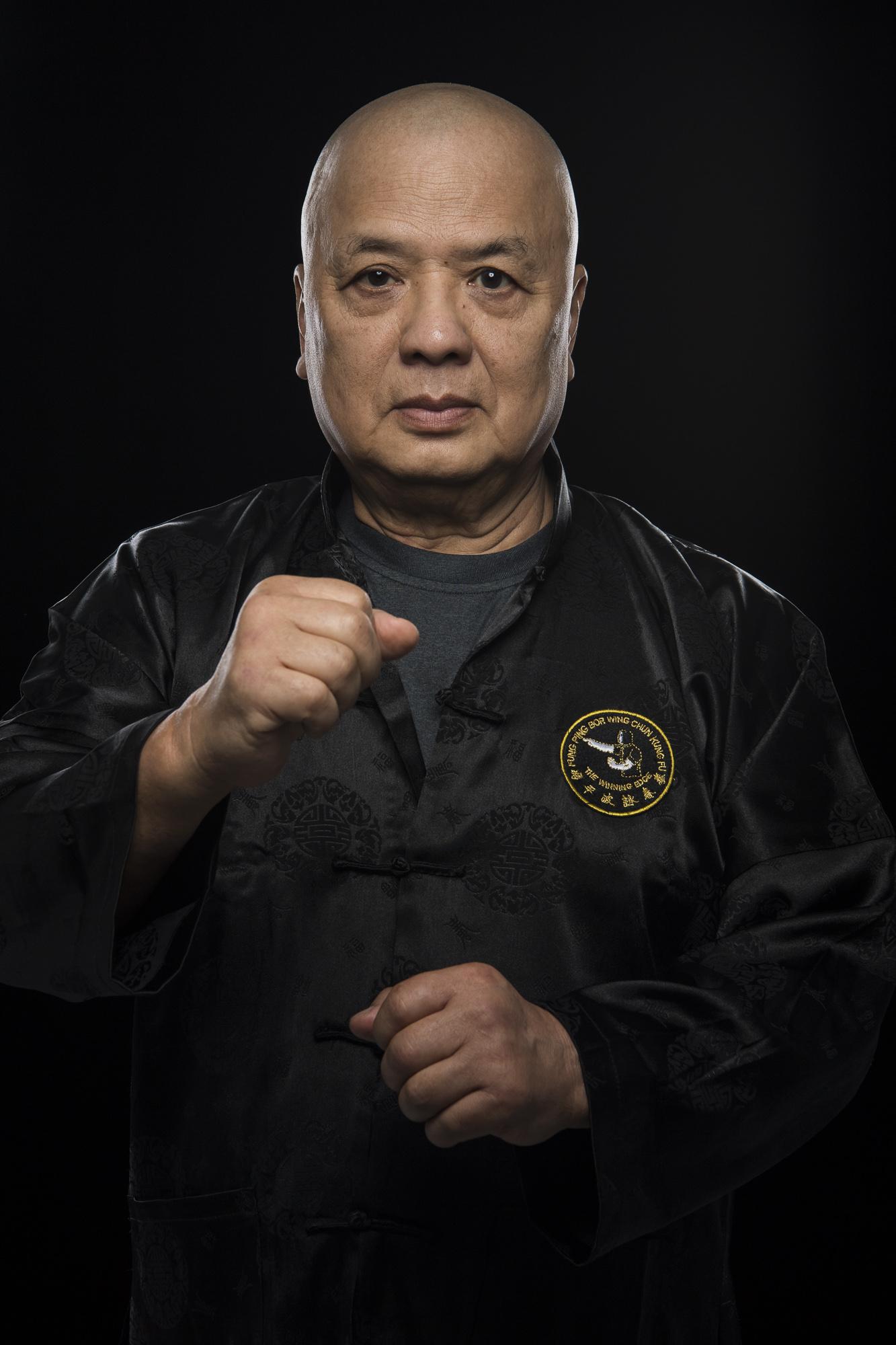 Grandmaster Derek Fung