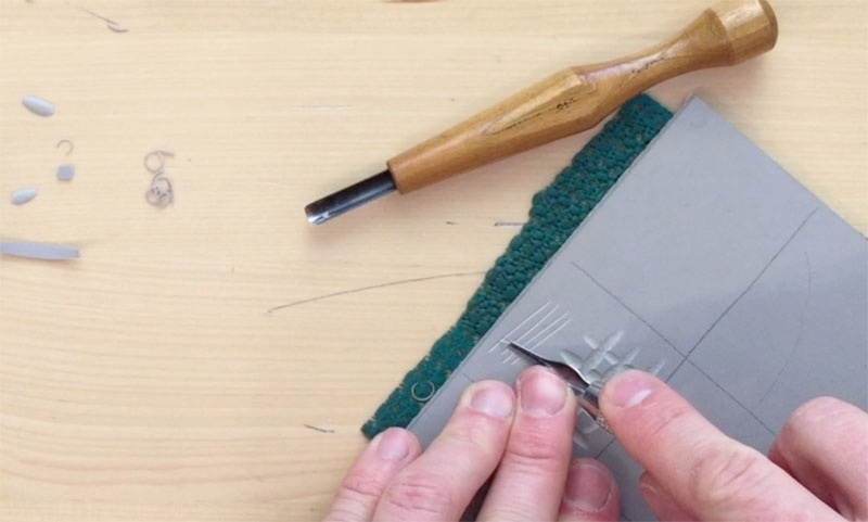 How to Linocut: Online Printmaking Workshop | Boarding All Rows