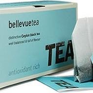 Ceylon black tea from Bellevue tea