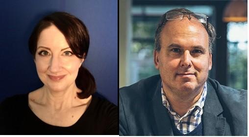 Eve Riches & Tim LeBon