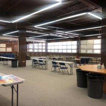 Media Center - Main area