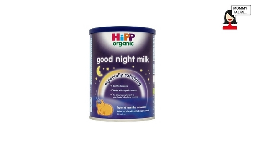 Hipp Organic Goodnight milk