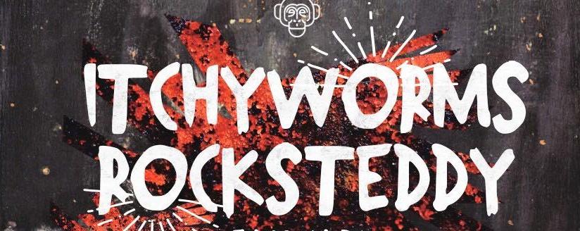 Itchyworms x Rocksteddy