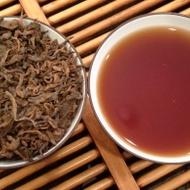 Noble Mark Ripe Pu'er Blend 2011 from Mandala Tea