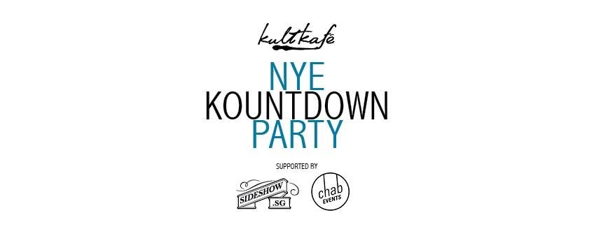 Kult Kafe - Nye Kountdown Party