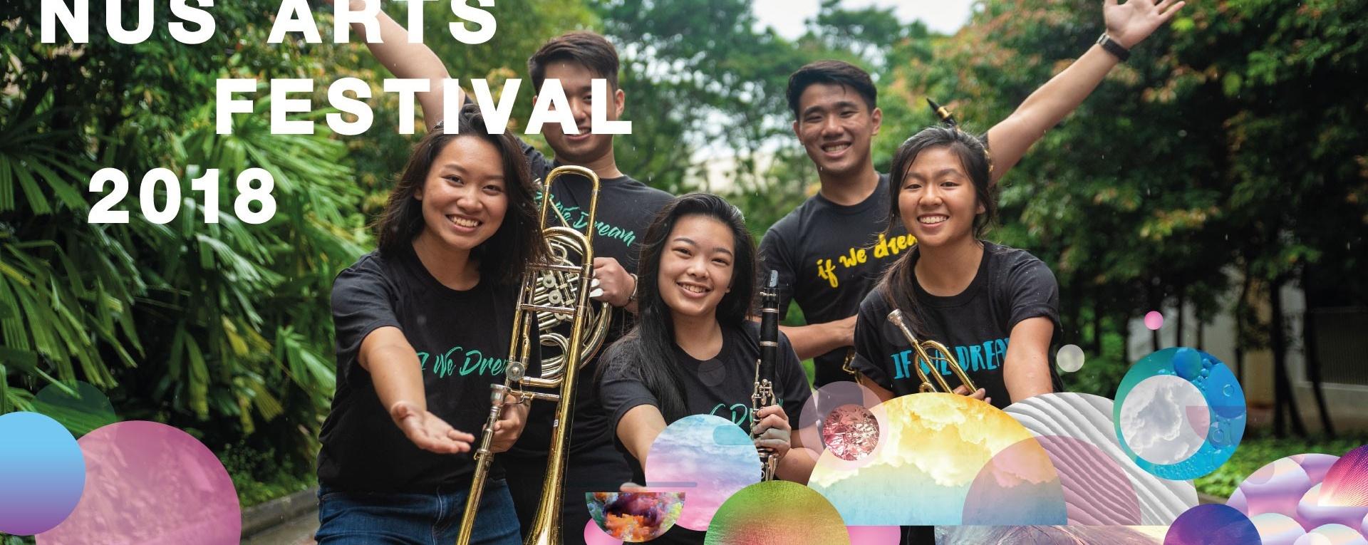 NUS Arts Festival 2018: Da Capo XIII - The Magic of Music