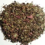 Organic Chocolate Mint Guayasa from SourceTea