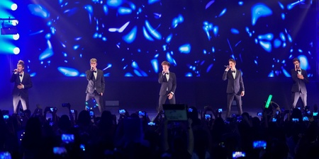 Why Don't We charms the crowd at debut Singapore show  - gig report