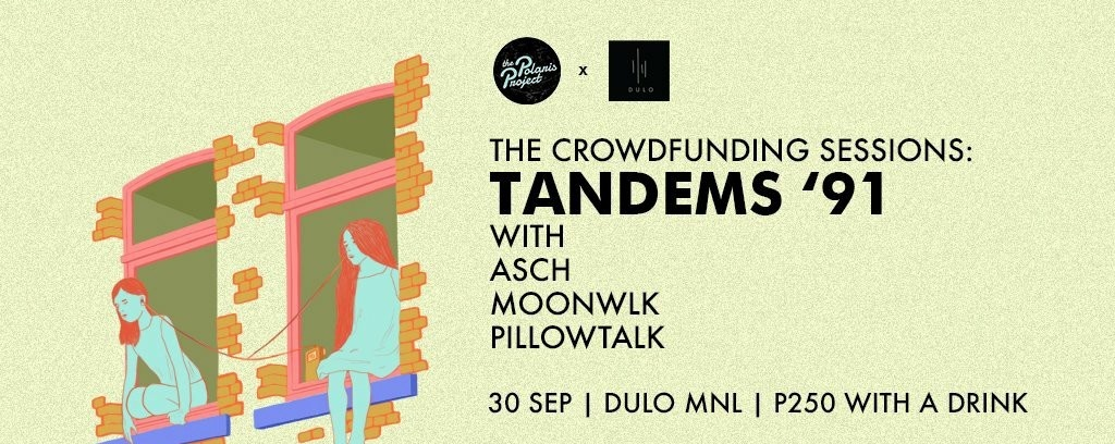 The Crowdfunding Sessions: Tandems '91