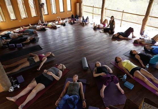 Karuna Yoga Teacher Training