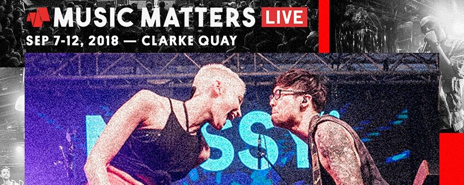 Music Matters Live 2018