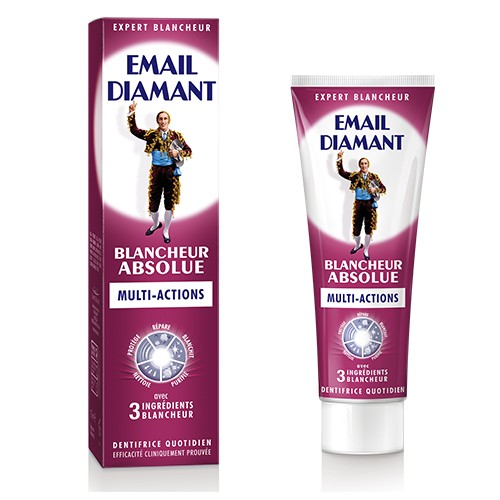 Dentifrice Blancheur Absolue Multi-Actions