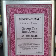 Green Tea Raspberry from Nottingham Finest Teas