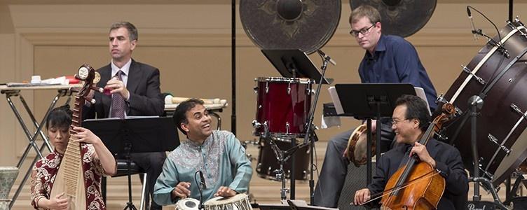 SSO Gala: Yo-Yo Ma & The Silk Road Ensemble (12 Nov)
