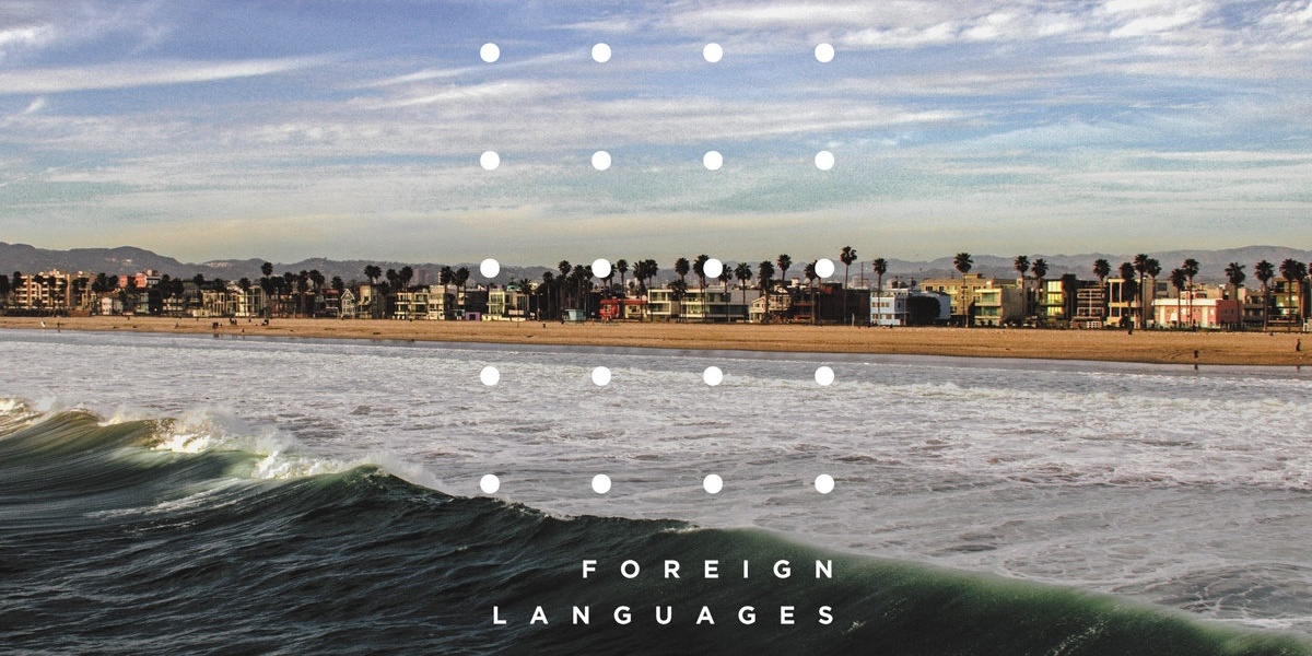 tide/edit's Foreign Languages turns 2, band gives away free digital downloads