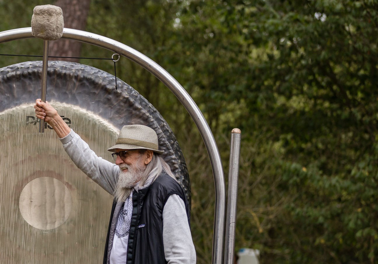Online Gong Master Training by Don Conreaux