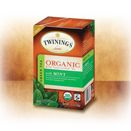 Green Tea with Mint Organic & Fair Trade Certified™ Tea from Twinings