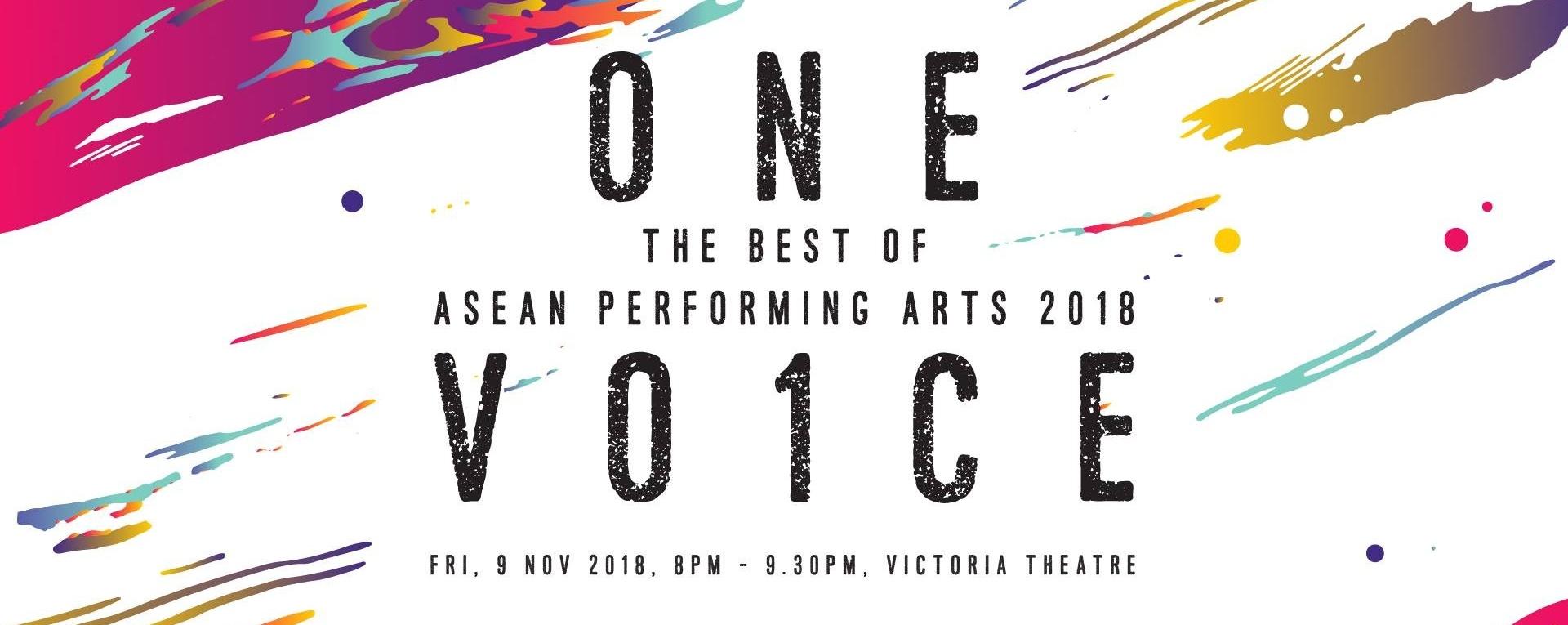 The Best of ASEAN Performing Arts 2018