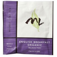 English Breakfast Organic from Mighty Leaf Tea