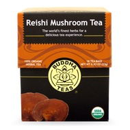Reishi Mushroom Tea from Buddha Teas