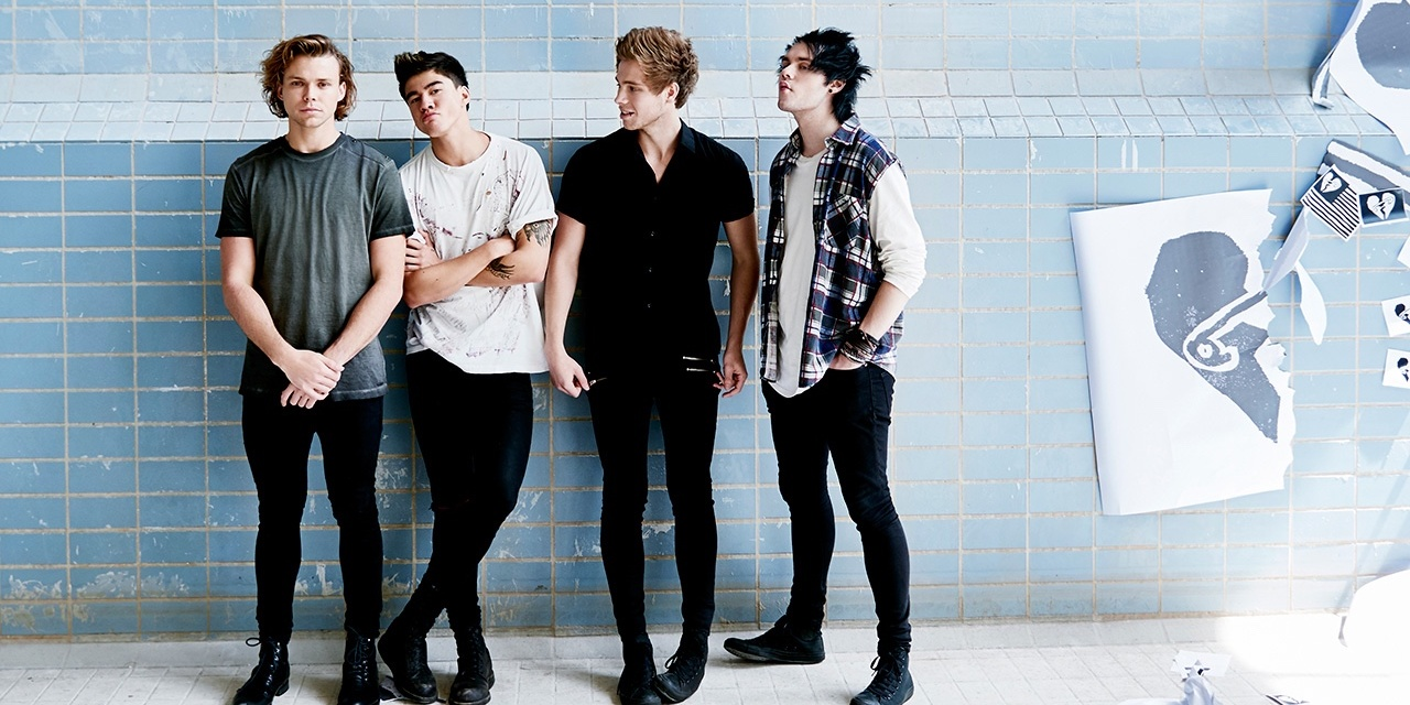 5 Seconds of Summer to headline MMI Live's In the Mix 2017 alongside Swedish songstress Zara Larsson and Grammy award winner Daya