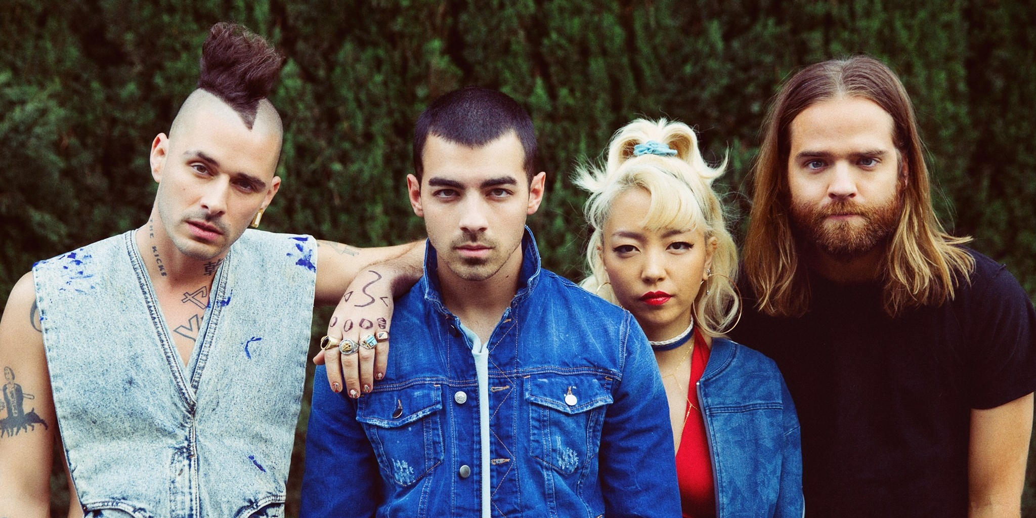 DNCE answers your burning fan questions, including their weirdest fan encounter