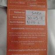 Imenti Orange Blossom from Taylors of Harrogate