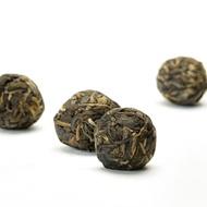 Ancient Tree Dragon Ball Raw Pu-erh Tea from Teavivre