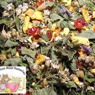 Dark Rose Herbal Tea from Mountain Maus Remedies