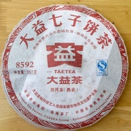 2011 Dayi 8592 Pu-erh Tea Cake 357g from PuerhShop.com