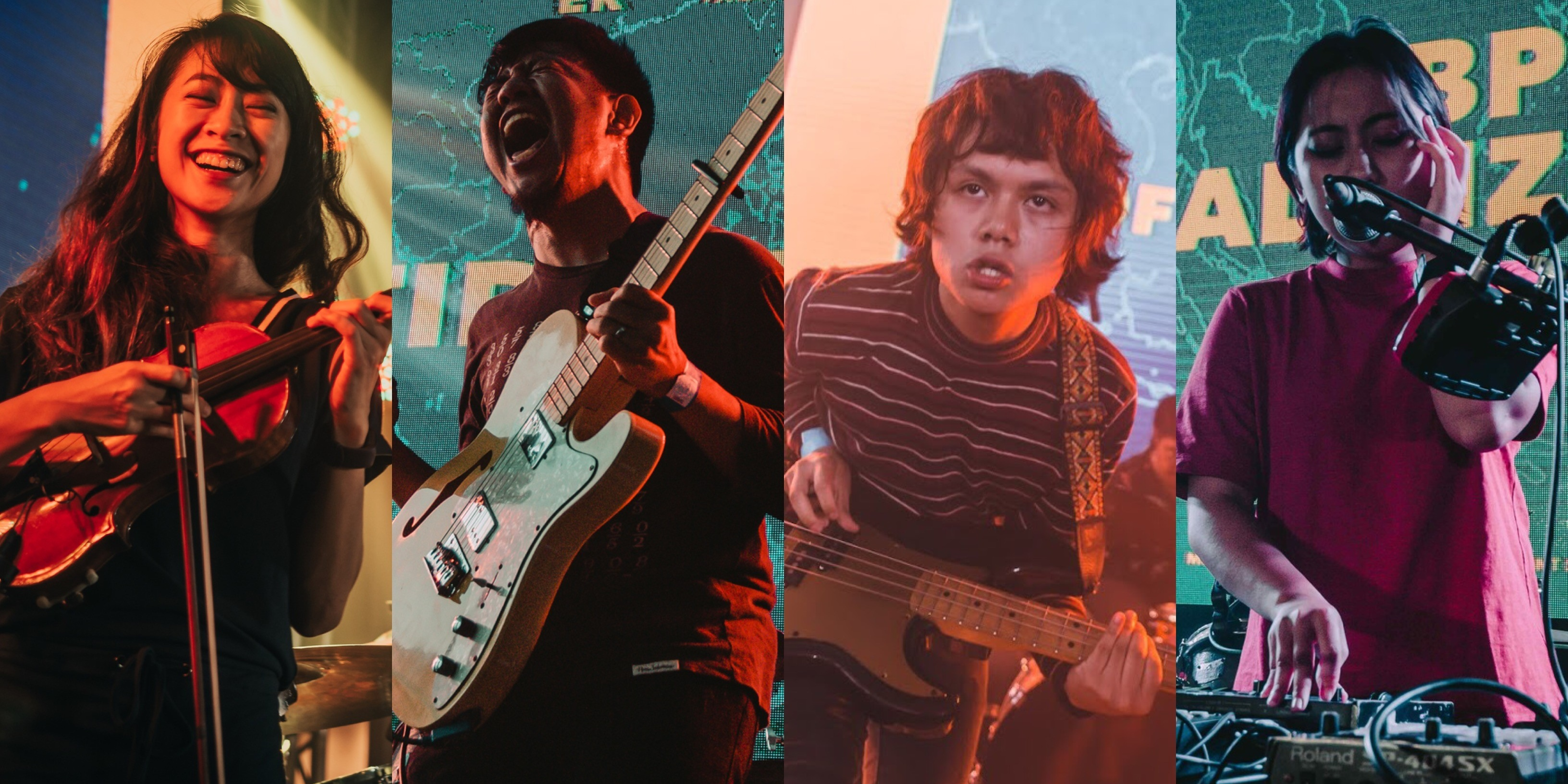 The Rest Is Noise bring genres and regional acts together for Summer Noise 2018 – photo gallery
