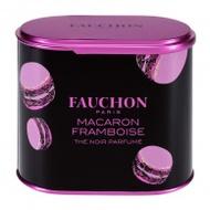 Raspberry Macaron from Fauchon