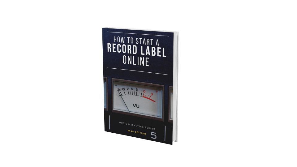 How To Start A Record Label Online