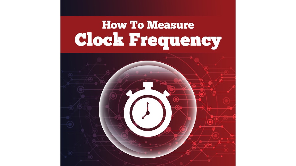 How To Measure Clock Frequency in FPGA | SURF-VHDL