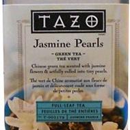 Jasmine Pearls from Tazo Tea