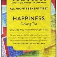 Happiness Oolong Tea from Tea Tibet