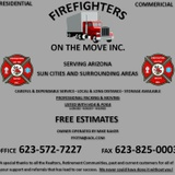 Firefighters On The Move Inc. image