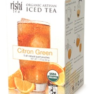 Citron Green Iced Tea from Rishi Tea