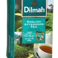 English Afternoon from Dilmah