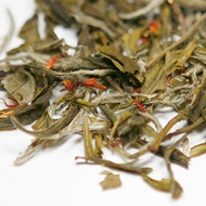 Champagne Infused White Raspberry Tea from Red Leaf Tea