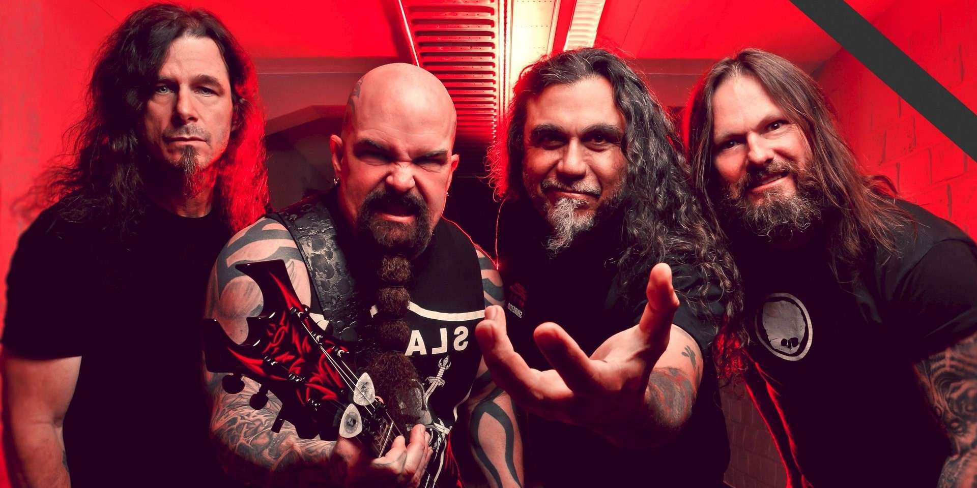 Slayer to headline PULP Summer Slam XIX: The Second Coming