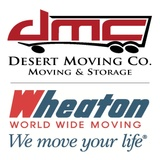Desert Moving Co. & Storage | Wheaton World Wide Moving image