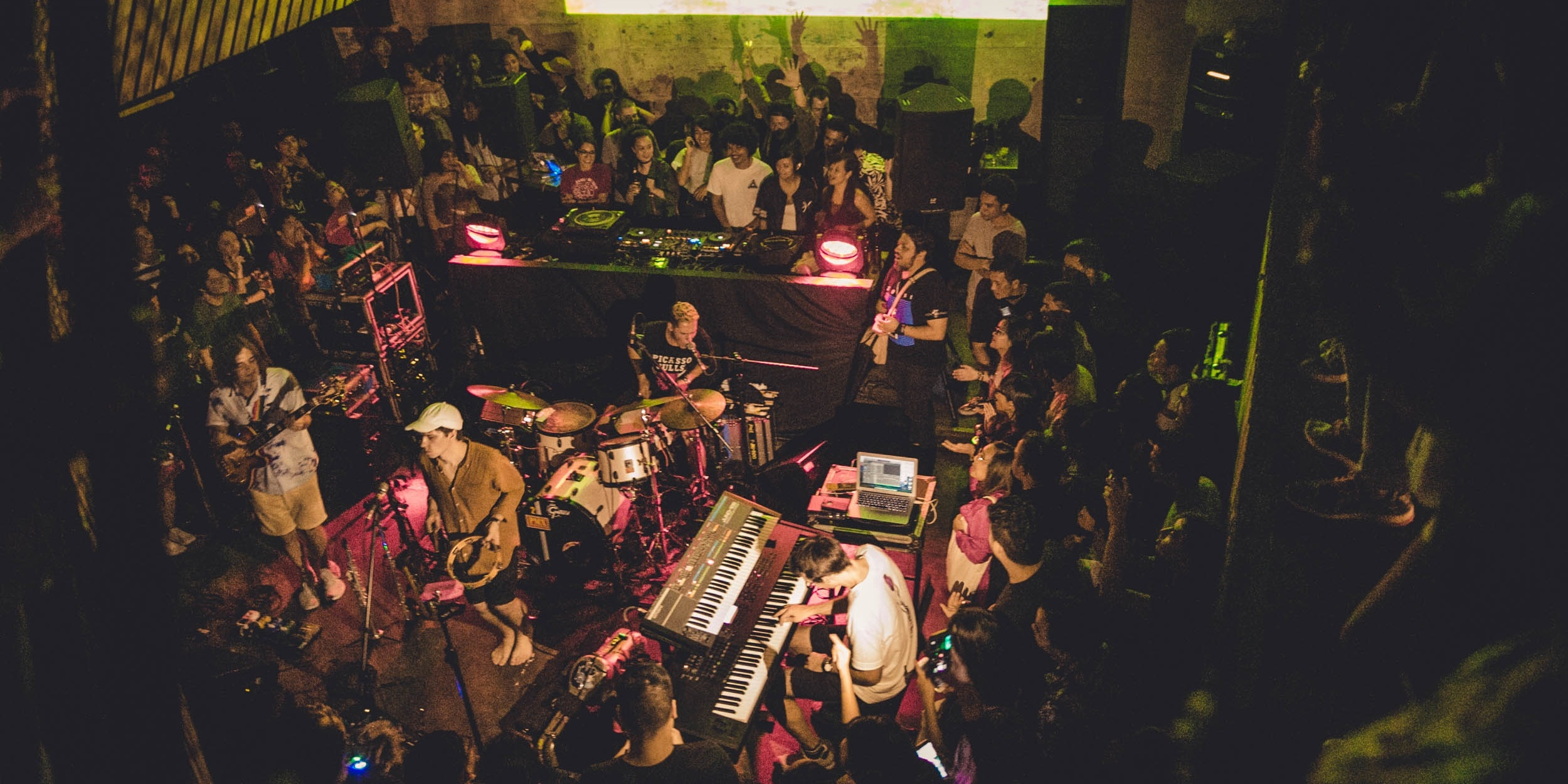 PHOTO GALLERY: BADBADNOTGOOD Live in Manila