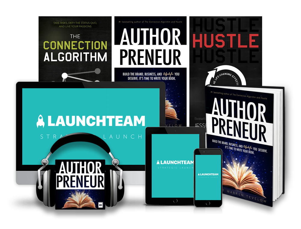 authorpreneur build the brand business and lifestyle you deserve its time to write your book