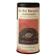 All Day Breakfast from The Republic of Tea